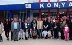 Gazeteciler Konyayı gezdi