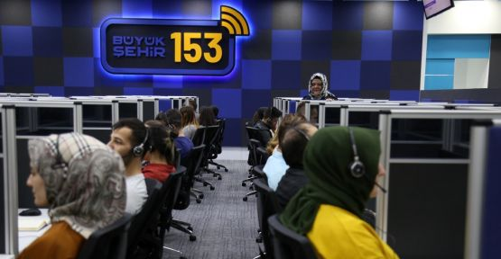 153 Çağrı Merkezi'nden 12 ayda 617 bin çağrıya cevap verildi
