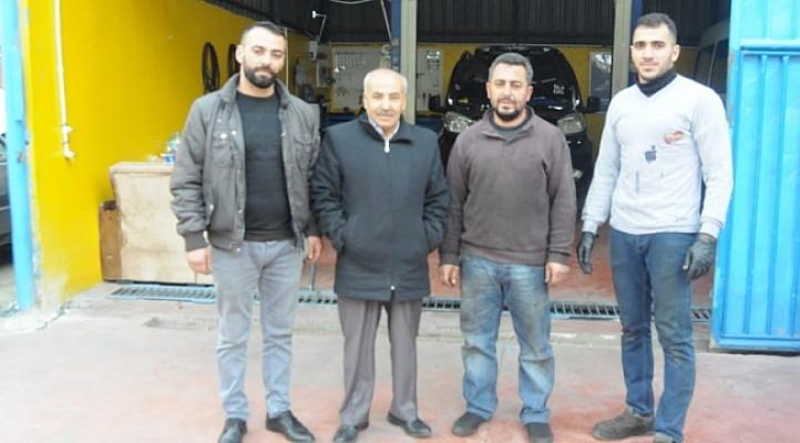 AHM Otomotiv tamir ve bakım servisi açıldı