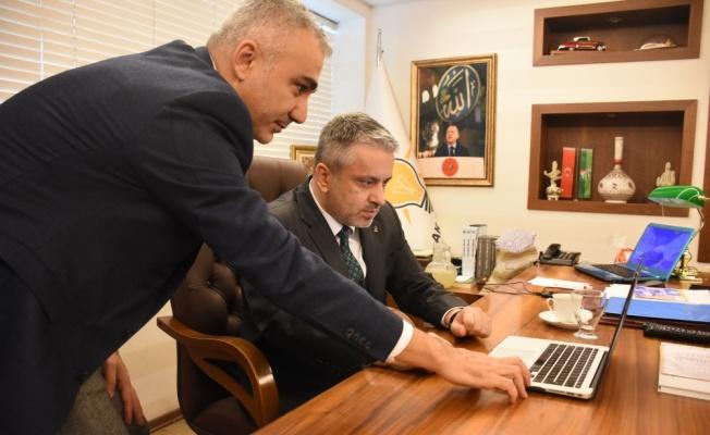 AK Parti Bursa İl Başkanı Salman, AA'nın