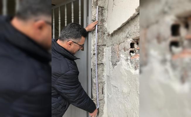 Arnavutluk'taki deprem