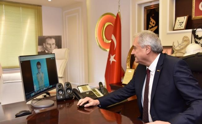 Bozüyük Belediye Başkanı Bakkalcıoğlu AA'nın