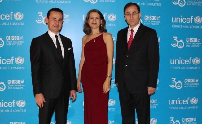 CarrefourSA sponsorluğunda UNICEF Umut Balosu