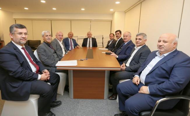 Darıca Belediyesi, Büyükşehir ile altyapı protokolü imzaladı