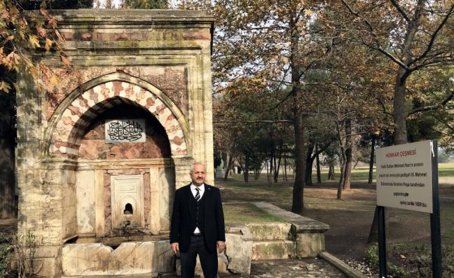 Fatih Sultan Mehmet'in otağını kurduğu Hünkar Çayırı'na panoramik müze