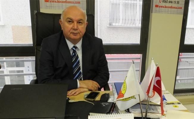 Gazeteci Yüksel Ercan'dan, belediyelere düğün salonu ikramı önerisi