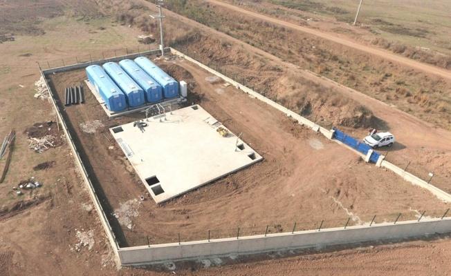 Gökçeyazı atık su tesisi 2020'de tamamlanacak