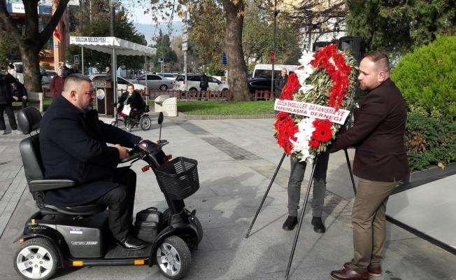 """Gölcük'te """"3 Aralık Dünya Engelliler Günü"""" etkinliği"""