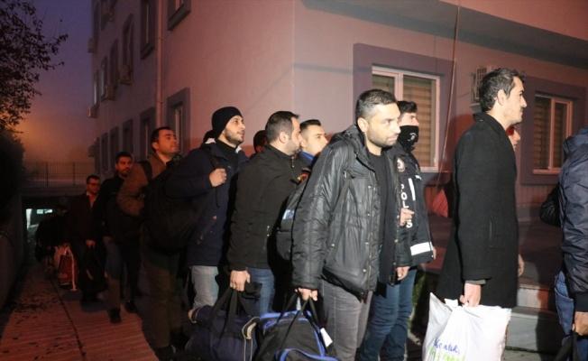 Balıkesir merkezli 14 ilde FETÖ'nün adliye yapılanmasına yönelik operasyonda 2 tutuklama