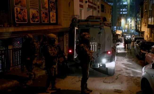 İstanbul merkezli yılbaşı öncesi sahte içki operasyonu