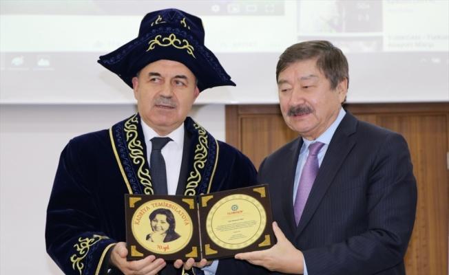 Nogay Türkleri'nin ünlü şairi Kadriya Temirbulatova'nın adı Yalova'da bir caddeye verildi