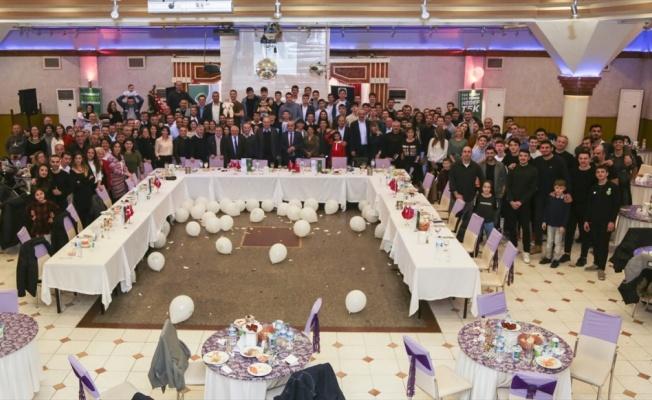 Teksüt Bandırma, Türkiye Kupası'nda iddialı
