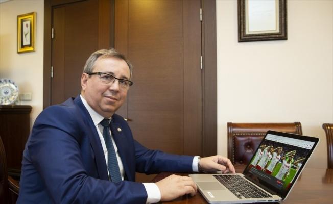 Trakya Üniversitesi Rektörü Tabakoğlu, AA'nın