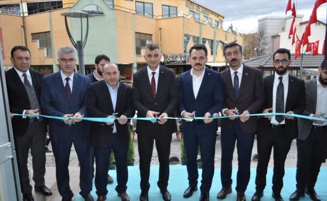 TÜGVA'nın Gölcük temsilciliği açıldı