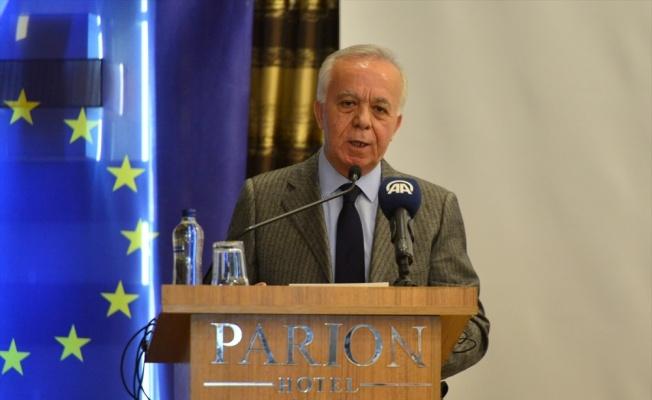 AB Türkiye Delegasyonu Başkanı Berger, Çanakkale'de