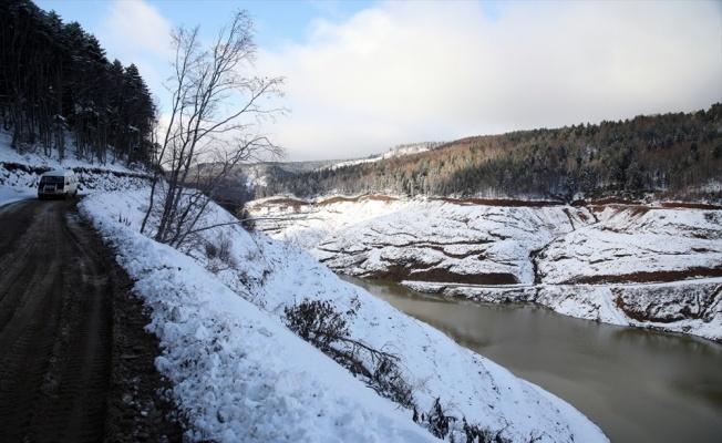 Akçay Barajı'nda su seviyesi 25,5 metreye ulaştı
