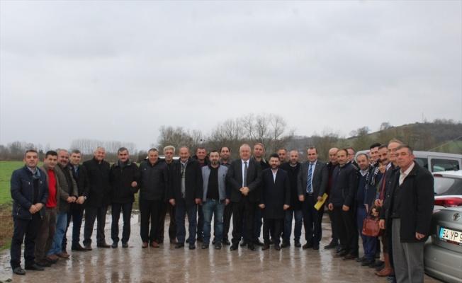 Başkan Özten, mahalle muhtarlarıyla buluştu