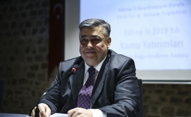 Edirne İl Koordinasyon Kurulu ocak ayı toplantısı yapıldı