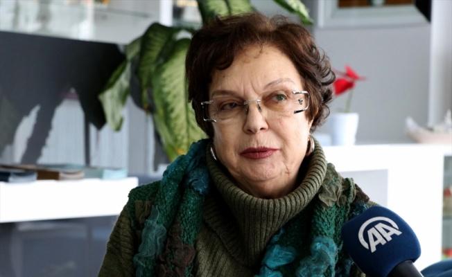 Emektar oyuncu Selda Alkor Yeşilçam'ı ve bugünün sinemasını değerlendirdi: