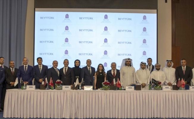 Katarlı Retaj Grup ile Beyttürk arasında anlaşma