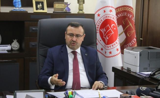 Kocaeli Cumhuriyet Başsavcısı Korkmaz 2019 yılındaki adli gelişmeleri değerlendirdi
