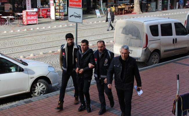 Kocaeli'de cezaevi firarisi kız arkadaşının evinde yakalandı