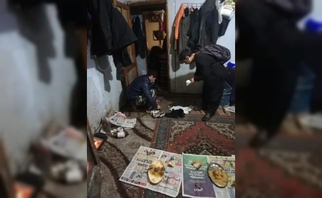 Kocaeli'de kaçak çalışan 21 düzensiz göçmen yakalandı