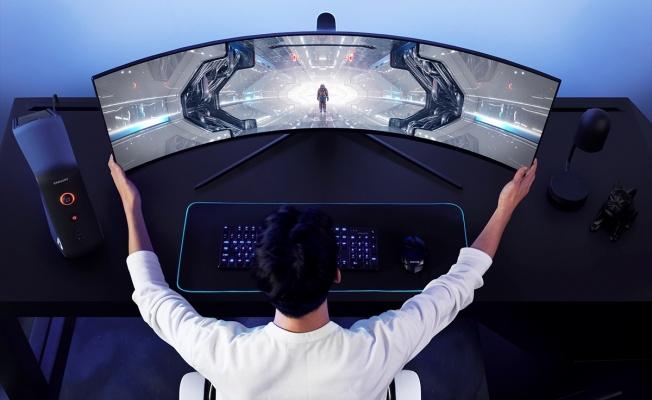 Samsung, CES 2020'de Yeni Odyssey oyun monitörü serisini tanıttı