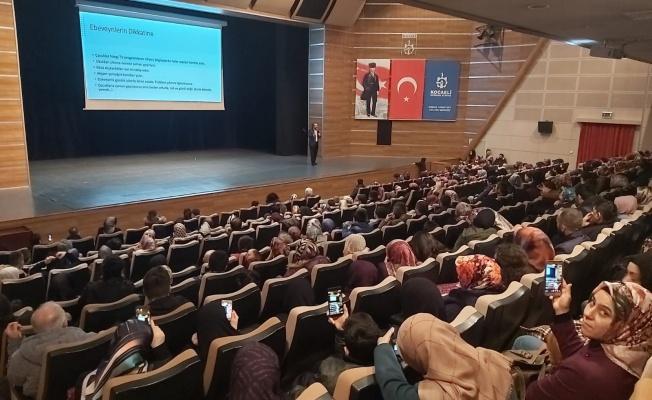 Sıtkı Aslanhan'dan, Aile İçi Eğitim semineri