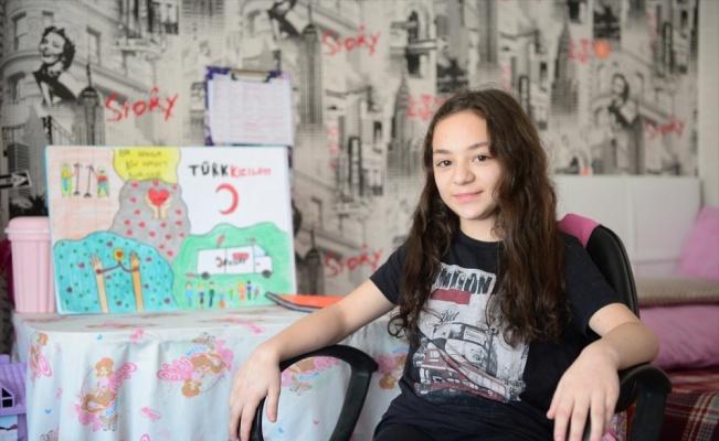 Ailesinin desteğiyle kanseri iki kez yenen Ece hayata tutundu