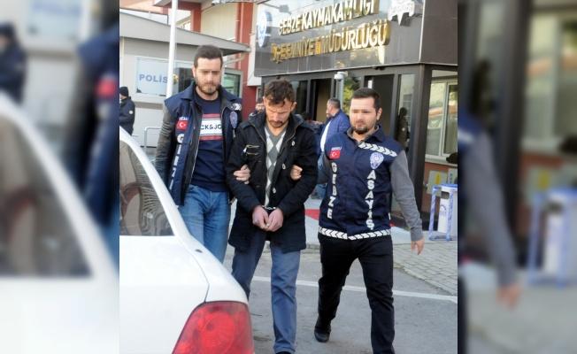 Bekçilerin dikkati sayesinde yakalanan kablo hırsızlığı şüphelileri tutuklandı