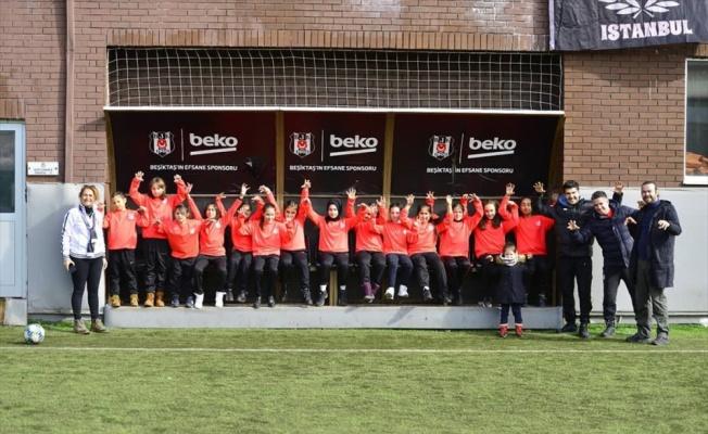 Bilecikspor Kadın Futbol Takımı, Beşiktaş tesislerine konuk oldu