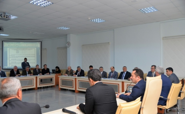 Bilecik'te İl Genel Meclisi toplantısı yapıldı