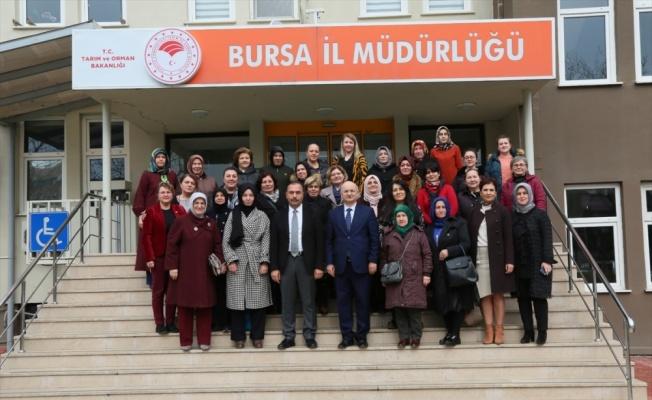 Bursa'da kadın üretici örgütlerinin geliştirilmesi için protokol imzalandı