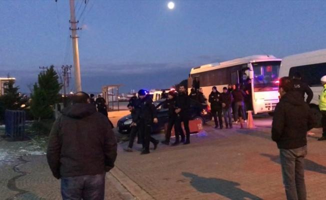 Çanakkale merkezli suç örgütü operasyonunda 20 tutuklama