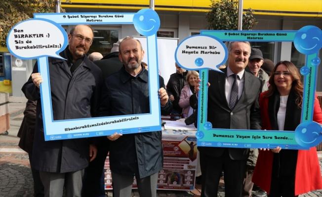 Edirne'de vatandaşlara karbonmonoksit testi yapıldı