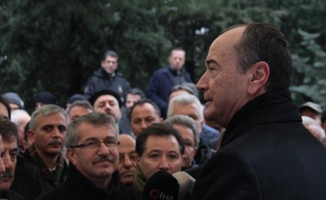 Eski Bursa Milletvekili Gençoğlu kabri başında anıldı