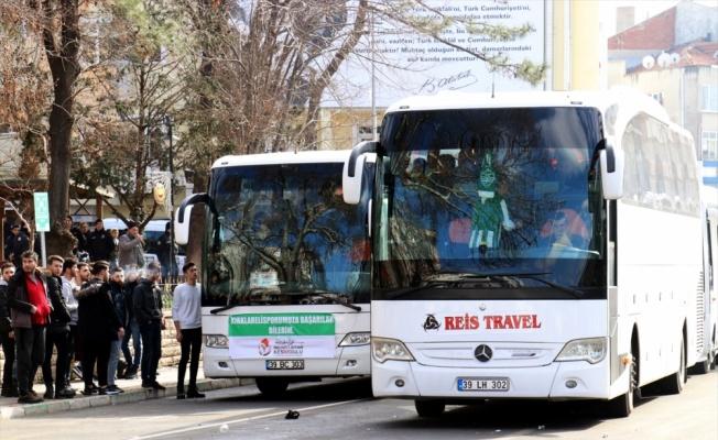 Fenerbahçe-GMG Kırklarelispor maçına doğru