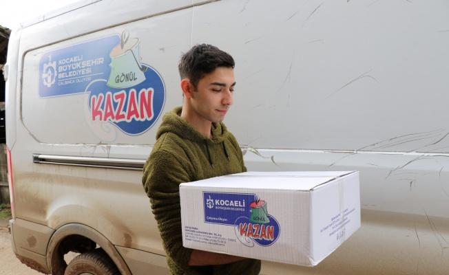 'Gönül Kazan' sevindiriyor