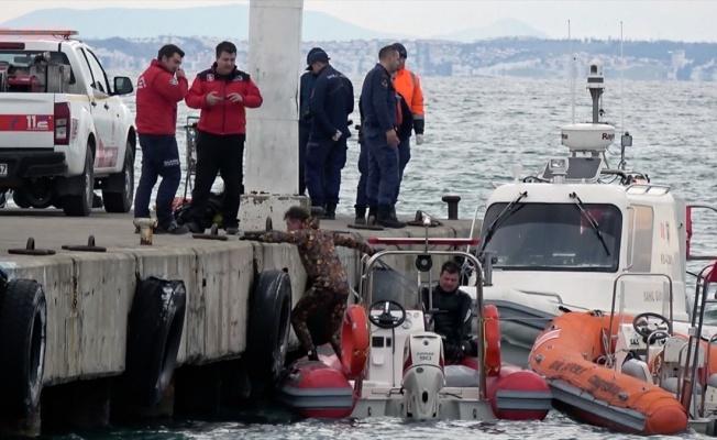 Kayıp olarak aranan engellinin cesedi denizde bulundu