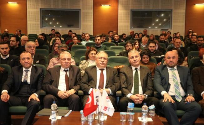 KOBİ'lere ve girişimcilere sağlanan destekler panelde ele alındı