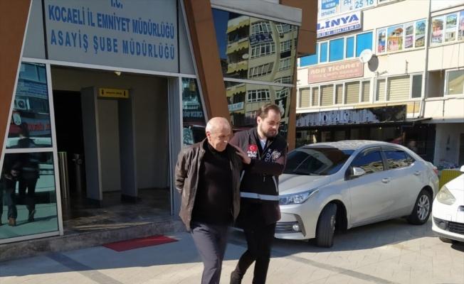 Kocaeli'de fuhuş operasyonunda 1 kişi gözaltına alındı