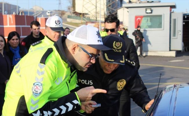 Otizmli Veysel'in polis olma hayali gerçek oldu