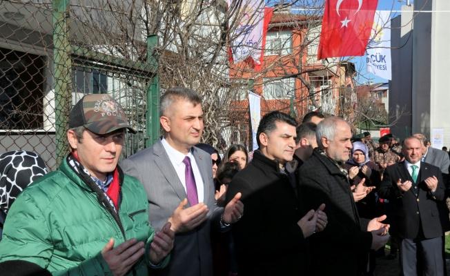 Şehit Bayram Özdere Parkı Gölcük'te açıldı