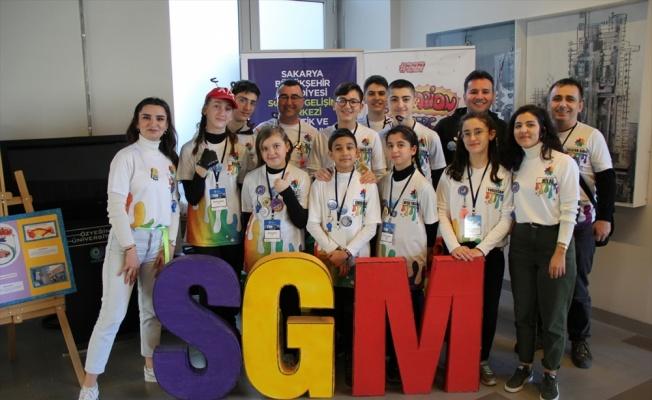 SGM öğrencilerinin robotik turnuva başarısı
