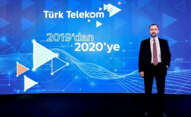 Türk Telekom 2019'da 2,4 milyar lira net kar elde etti