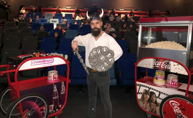 Vikingler, Gebze Center Cinemaximum'da!