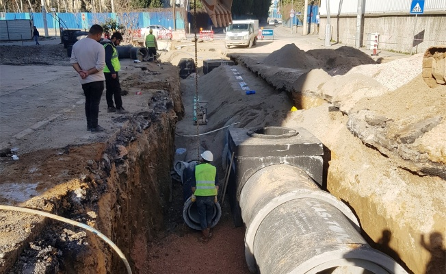 Darıca ve Gebze'de dev altyapı projesine başlandı