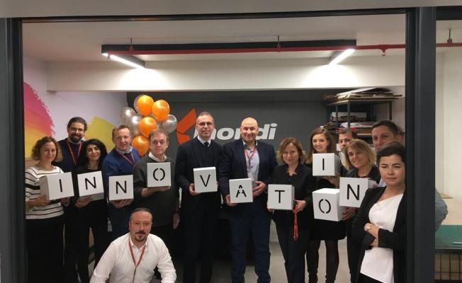 Mondi İzmit İnovasyon Merkezi 2.0 hizmete açıldı