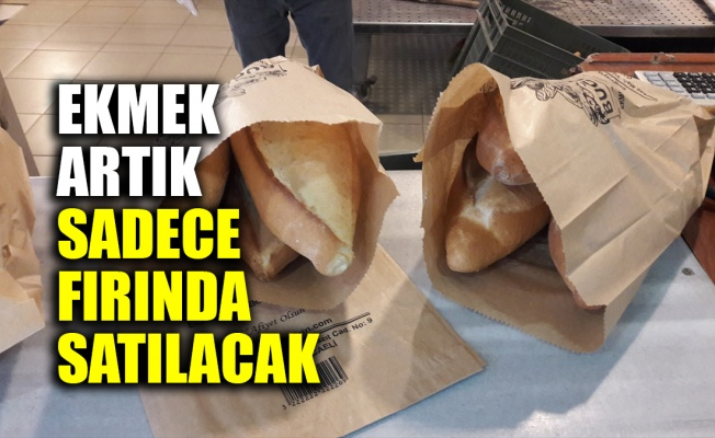 Tarım ve Orman Bakanlığı'ndan ekmek için Kovid-19 genelgesi